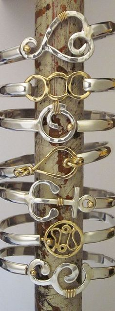 ib designs hook bracelets...each with a different meaning or intention.