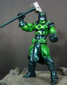 Ronan the Accuser (Marvel Legends) Custom Action Figure