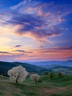Povraznik, Slovakia.                                      How did God give us such beautiful scenery ?!