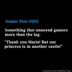 #gamer #quote #gamerquotes #gaming #videogames #two #gaming #gameeon #quotes #mario #princesspeach #princess