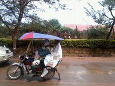 Best BodaBoda organization for rainy time, Kisii village (Nyanza district)