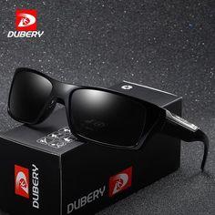 1aa7a0876f1 Buy DUBERY Brand Design Polarized Sunglasses Men Driving Shades Male Retro Sun  Glasses For Men Summer Mirror Fashion Oculos