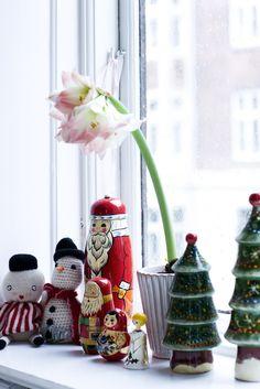 Mor til MERNEE -jul