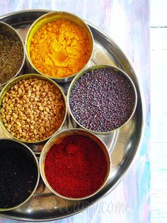 Commonly Used Indian Spices