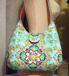 FREE Phoebe bag pattern