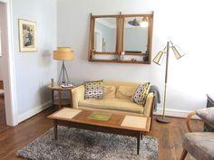 Brice & Ilene's Chicago Getaway Living Room Paint, Living Room Decor, Living Spaces, Small Living, Interior Design Inspiration, Home Interior Design, Cool Rooms, Looks Cool, Decorating Ideas