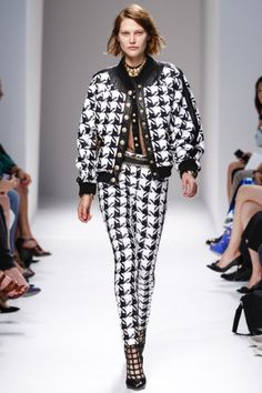 Sfilata Balmain Parigi - Collezioni Primavera Estate 2014 - Vogue