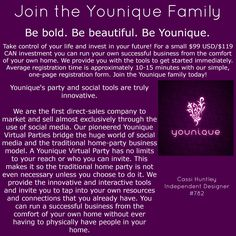 Join my team!  Join the hottest & fastest growing company Be your own boss  www.youniqueproducts.com/SassiCassi  #younique #makeup #business
