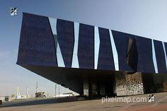 Herzog + de Meuron - Barcelona Forum
