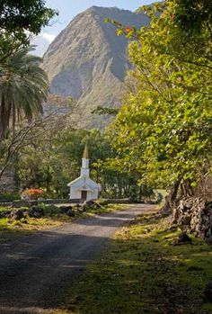 Kalaupapa National Historical Park, Molokai, Hawaii