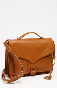 Opening Ceremony Leather Bag