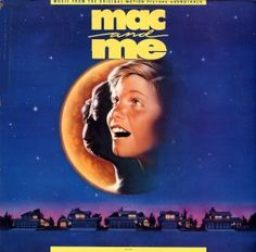 """Mac and me"" will be among the most unexpected discoveries from this month, and I am glad I didn't pass by it. Alan Silvestri, Soundtrack, Album Covers, Mac, The Originals, Film, Movie Posters, Logos, Movie"