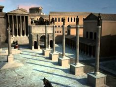 A Tour through Ancient Rome in 320 C.E. - YouTube (13.46 mins)