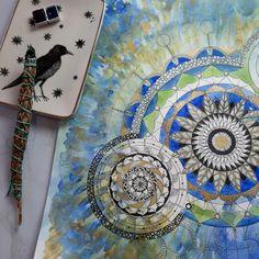 Mandala Art. Mandalas personalizados. Talleres online. Cursos de mandalas. Mandala Art, Universe, Mandalas, Creativity, Artists, Cosmos, Space, The Universe