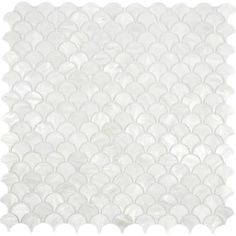 large fish scale tiles - Google Search