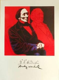 Andy Warhol H.C. Andersen