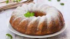 Receta de Bizcocho esponjoso de vainilla | Cocina Familiar
