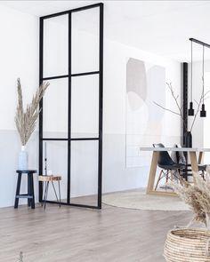 Living Room Divider, Interior Design Living Room, Interior Styling, Interior Ideas, Decoration, New Homes, House, Furniture, Home Decor