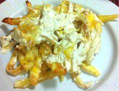 ¡¡Menudo descubrimiento de receta!!, ¡¡madre mía!!. Yo que estaba TAN feliz con mis Patatas tipo Gajo al horno, que me encantan, y de pronto recibí esta foto que me mandó mi am…