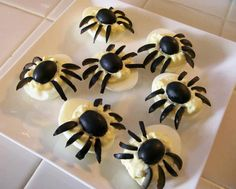 Great eggs for Halloween :)