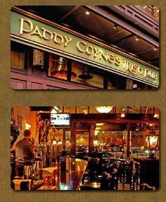 Paddy Coyne's Irish Pub in Seattle