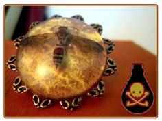 $26.41-Vespidae ring by KillJar Jewelry http://www.etsy.com/listing/82956336/polistinae-wasp-ring-real-victorian