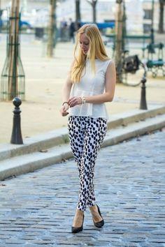 white and black - Womens Fashion Clothing at Sheinside.com