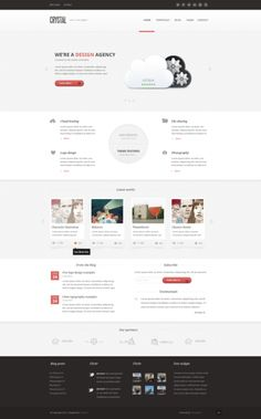20 Examples of Minimalist Web Design | Drawing Inspiration