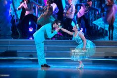 The eight remaining celebrities will dance to some of the most popular songs throughout the decades, as 'Eras Night' comes to 'Dancing with the Stars,' live, MONDAY, OCTOBER 24 (8:00-10:01 p.m. EDT), on the ABC Television Network. Val Chmerkovskiy, Laurie Hernandez