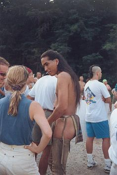 Eric Schweig - The Last of the Mohicans /Behind the Scene (1992)