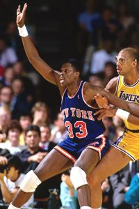 Patrick Ewing, a Jamaica-born NBA All-Star, was 6-10 by the time he started junior high.
