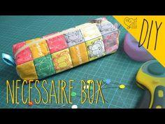 DIY ::: Necessaire Box - By Fê Atelier