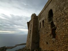 """Forte di Santa Caterina"" Favignana, Isole Egadi Sicilia"