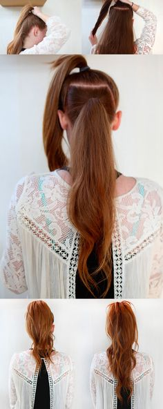AD-Easy-Hairstyles-For-Women-Who-Have-Got-No-Time-19