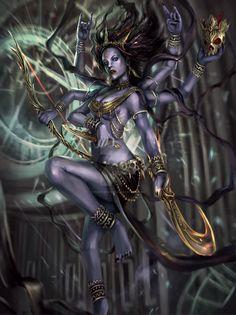 Kali by PhuThieu1989