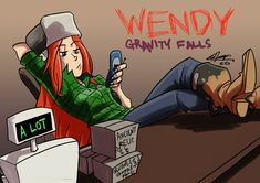 Fanart - gravity-falls Fan Art...... my favorite character on Gravity Falls