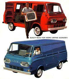 Ford Econoline (1962)