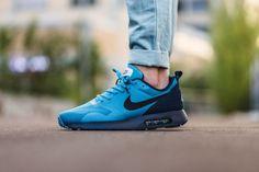 the latest 42aab 0cb1e Nike Air Max Tavas (Stratus Blue) - Sneaker Freaker