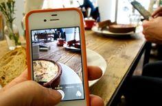 redes sociais como refeição - Pesquisa Google