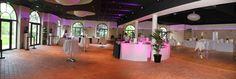 Salles et prestations pour réceptions de mariage et organisations de séminaires à Angers