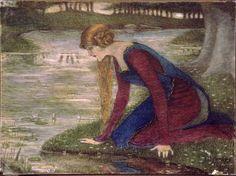 Winifred Sandys - Melisande in the Wood