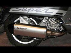 Vespa GTS 300 Super Sport with Akrapovic !! - http://www.vespa2013.com/vespa-videos/vespa-gts-300-super-sport-with-akrapovic.html