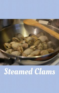 Chef Andy Allen visited Today Show to share a simple and elegant summer seafood recipe for Steamed Clams with Grilled Garlic Bread. http://www.foodus.com/today-show-andy-allen-steamed-clams-with-grilled-garlic-bread-recipe/