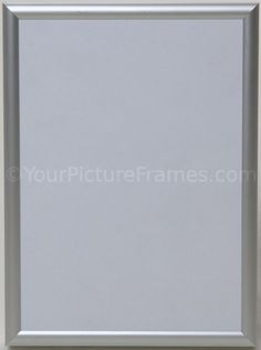Enjoy displaying your photo or artwork in our Tempo Silver Metal Picture Frame. See why so many photographers and artists love these silver metal frames. Silver Picture Frames, Silver Metal, Mood, Bathroom, Pictures, Image, Washroom, Photos, Silver Frames