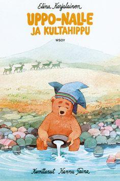 Uppo-Nalle Ja Kultahippu *** Uppo-Nalle is a series of Finnish children's novels…