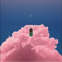 seems pretty aesthetic to me Goth Aesthetic, Aesthetic Songs, Vaporwave Art, Scenery Wallpaper, Everything Pink, World Of Color, Celestial, Cool Artwork, Foto E Video