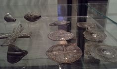 Silver. Finland's National Museum #ancientjewelry #silver #viking