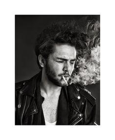 Xavier Dolan by Carl Lessard