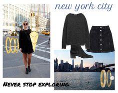 new york er altid en god ide #hvisk #hviskcity #fashionjewellery #hviskstylist #fashion #newyorkcity #newyork #outfit #jewelry