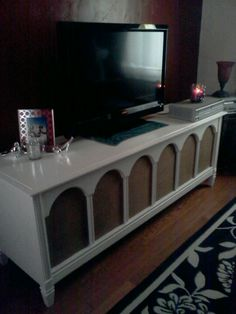 Finished!  Early 1960's Stereo Console